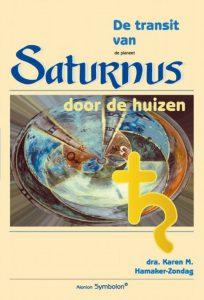 de transit van saturnus door de huizen- boek