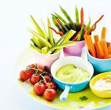 groenten dip