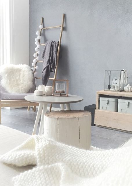 Woon inspiratie: decoratieve ladder! - Bagels & Backbends