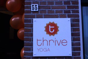 thrive yoga gevel