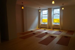 thrive yoga studio