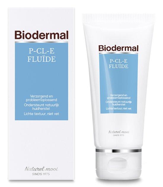 biodermal pcle creme fluide