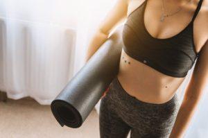 yoga tegen benauwdheid